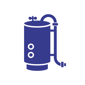Water Heaters Icon