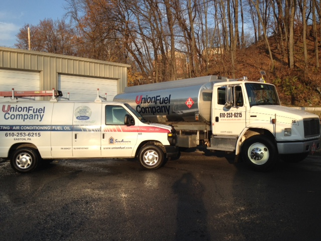 Union Fuel Company Fleet