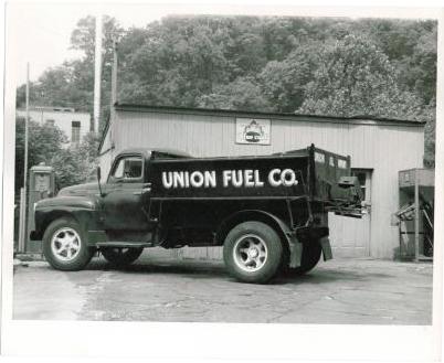Union Fuel Company Truck